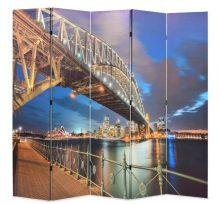 VID paraván 200 x 180 cm sydney-i Kikötőhíd