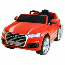 VID elektromos kisautó Audi Q7 6 V [piros]