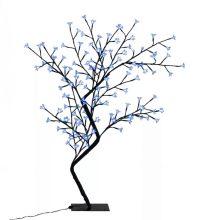 Karácsonyi cseresznyevirágfa - kék fényű
