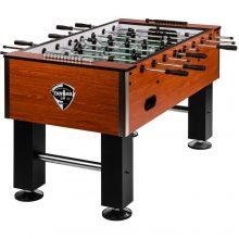 MAX TUNIRO® PRO Profi nagy csocsó asztal/ asztali foci [fa mintával]