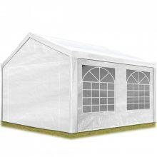 TP Professzionális 3x4 nehéz acél rendezvény sátor (47kg) 240G/M2 PONYVÁVAL
