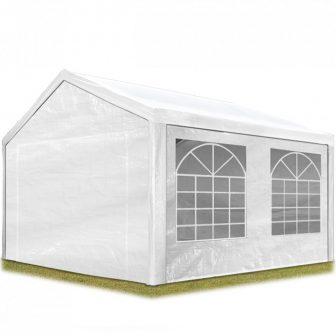 TP Professzionális 3x4 nehéz acél rendezvény sátor 240G/M2 PONYVÁVAL