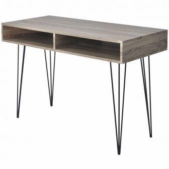 VID Ipari stílusú modern íróasztal