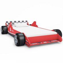 VID piros versenyautó formájú gyerekágy 90x200 cm