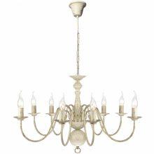 VID Antik mennyezeti függő lámpa/ csillár, fehér színben 607545