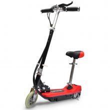 VID piros elektromos roller üléssel 120 W