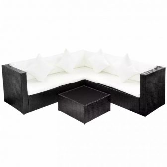 VID Lounge szett fekete 616213