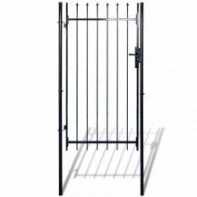 VID Nyílhegyű kerítés kapu 100 x 150cm