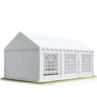 TP Professzionális 3x6 nehéz acél rendezvény sátor 500G/M2 PONYVÁVAL