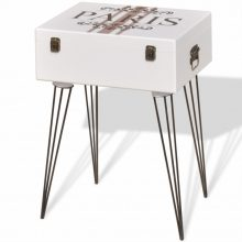 Kis szekrény 40x30x57 cm fehér