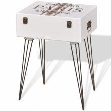 VID Kis szekrény 40x30x57 cm fehér