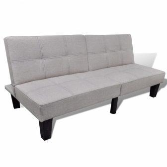 VID Bézs szövet kanapéágy