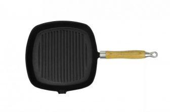 VID Grill Pan öntöttvas serpenyő