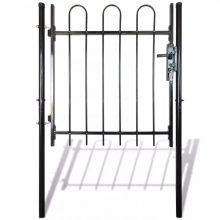 VID Hajlított tetejű kerítés kapu 100 x 170cm