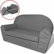 VID Gyerekszoba kanapé szürke