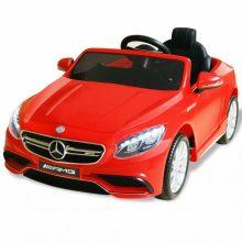 VID Elektromos kisautó Mercedes Benz AMG S63 [piros]