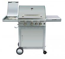 EPT California BBQ Premium line grill, 4 égőfej + ajándék nyomáscsökkentő