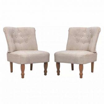 VID 2 darabos elegáns dekoratív fotel