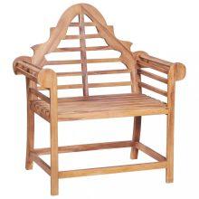 VID tömör tíkfa kerti szék
