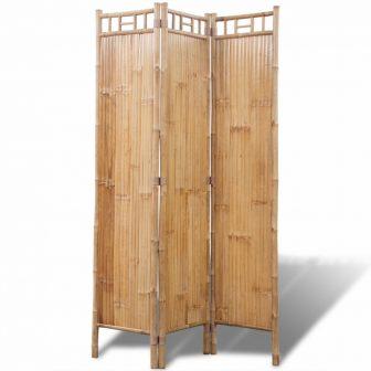 VID 3 részes bambusz paraván