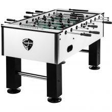 MAX TUNIRO® PRO Profi nagy csocsó asztal/ asztali foci [fehér színben]