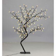 VID Karácsonyi cseresznyevirágfa - sárga fényű
