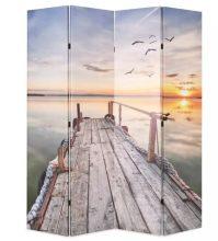 VID paraván 160 x 180 cm tó