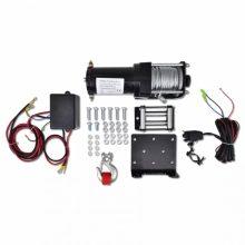 Elektromos csörlő 1360 kg - 12 V-os