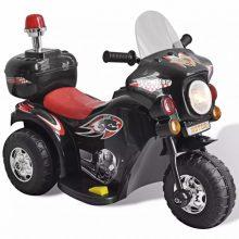 VID Elektromos motorkerékpár gyerekeknek fekete