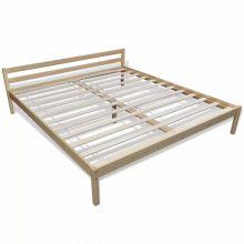 """Fa ágy 180x200 cm """"V7"""", ágyráccsal"""
