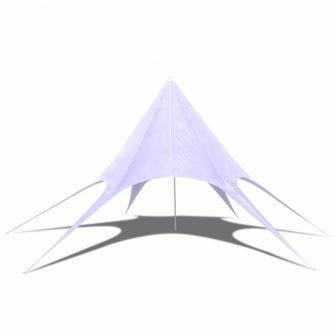 VID Óriási 14 méteres rendezvény sátor / csillag sátor