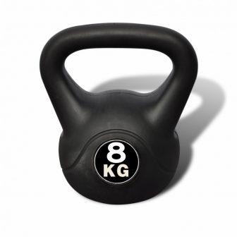 VID 8 Kg-os kettlebell