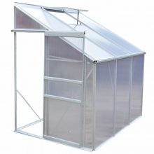 VID Economy üvegház/polikarbonát melegház - 2,59 m2