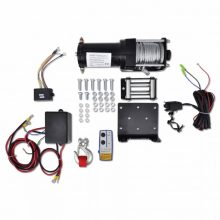 Elektromos Csörlő 1360kg - 12V