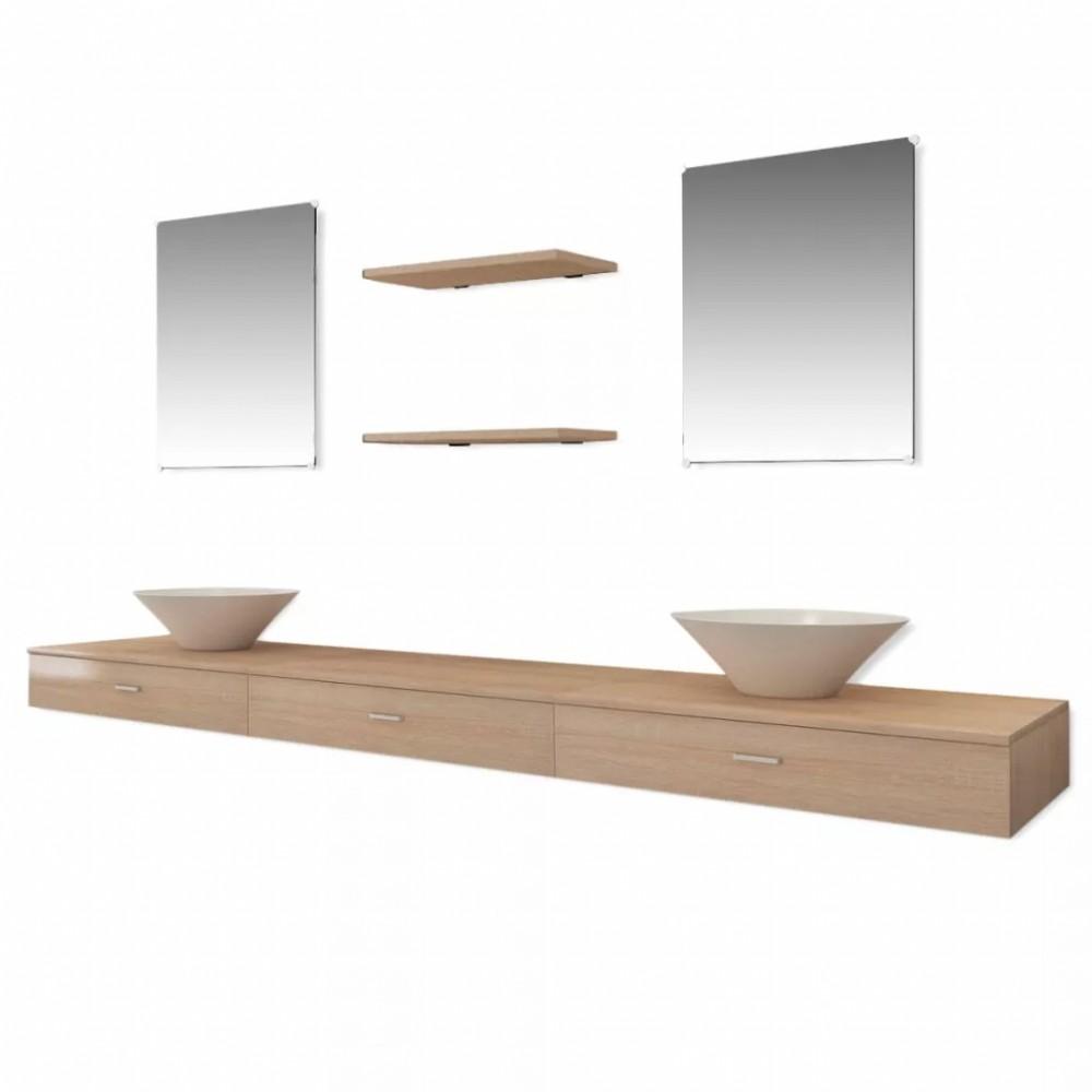 7 részes fürdőszoba bútor szett - Discontmania.hu