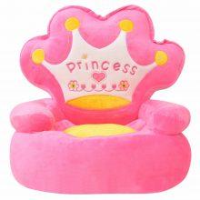 VID Princess Pink plüss gyerekfotel