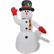 Felfújható hóember 240 cm