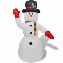 VID Felfújható hóember 240 cm