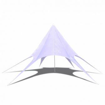 VID Óriási 10 méteres rendezvény sátor / csillag sátor
