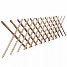 VID  Impregnált kihúzható fa lugas kerítés 250 x 100 cm