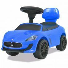 VID Lábbal hajtható Maserati kisautó [kék]