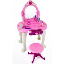 EPT Rózsaszín lányka sminkasztal
