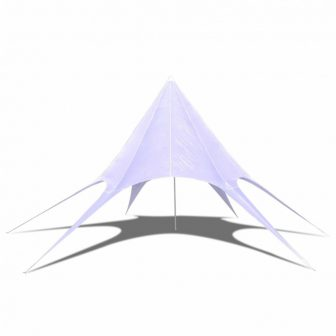 VID Óriási 12 méteres rendezvény sátor / csillag sátor