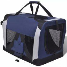Extra erős, összecsukható kutyaszállító táska