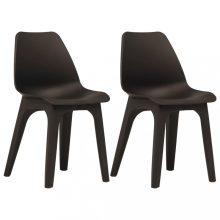 VID barna műanyag kerti szék szett