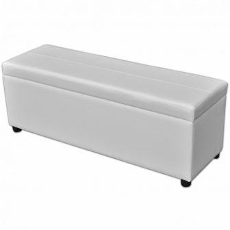 VID Fehér láda 2 személyes ülőrésszel