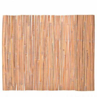 VID Kerítés bambuszból 100x400cm