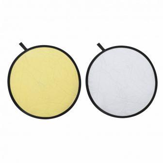 VID Arany és Ezüst reflektor háttér -  80 cm átmérőjű