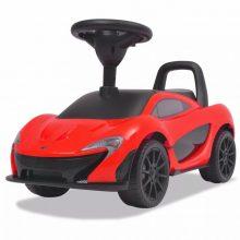 VID Lábbal hajtható McLaren kisautó [piros]