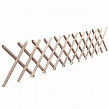 VID Impregnált kihúzható fa lugas kerítés 250 x 60 cm